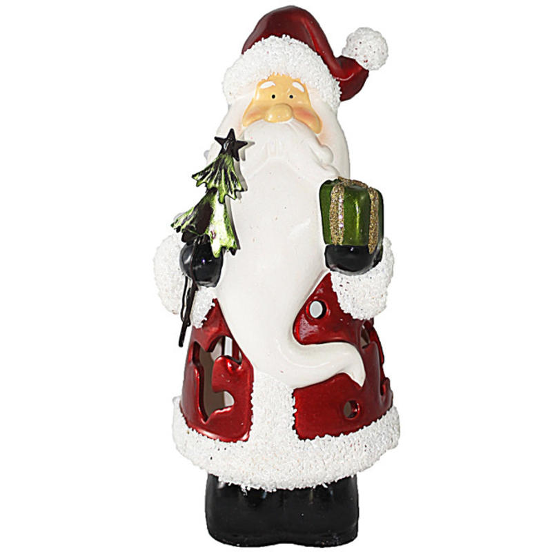 Standing Santa Tealight Holder