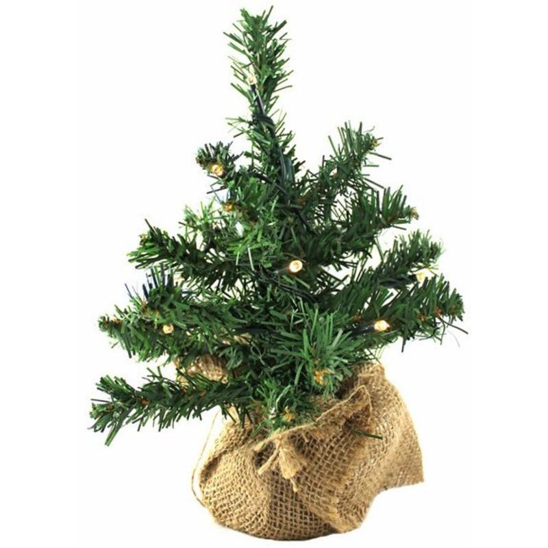 Burlap Base Tree 30cm