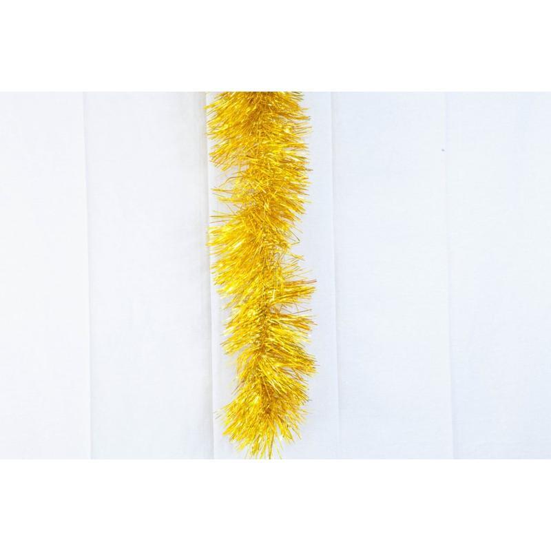 Gold Tinsel 10cm 10ply 2.5m